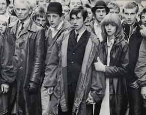 モッズというのは1960年代にイギリスで流行した音楽をベースとしたファッションで、個人的に日本ではBeatlesの流行と共に広まった感じがします。